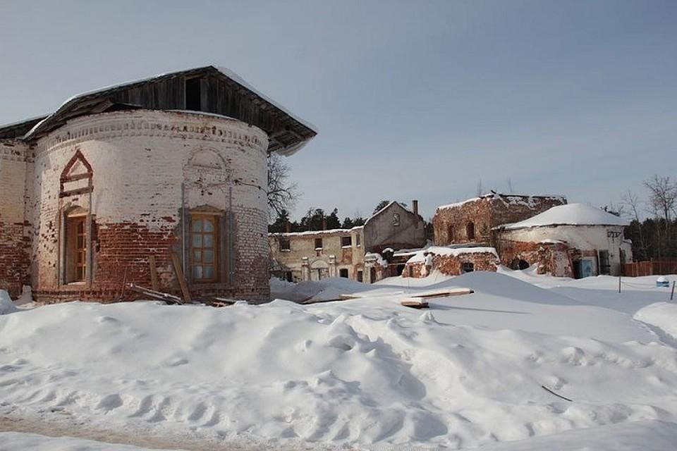 ВКадуйском районе вновь открыли 500-летний мужской монастырь