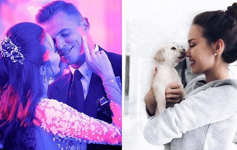 Анастасия Костенко после слухов оразводе трогательно призналась Дмитрию Тарасову в симпатии
