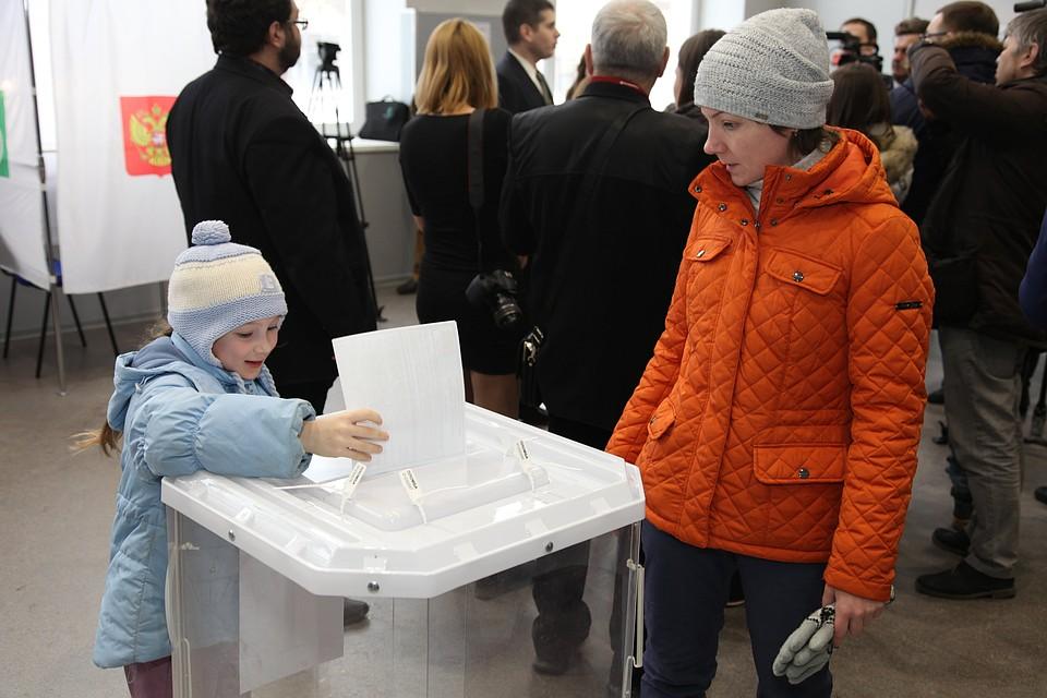 Явка навыборах президента вПермском крае превысила 25% к12 утра