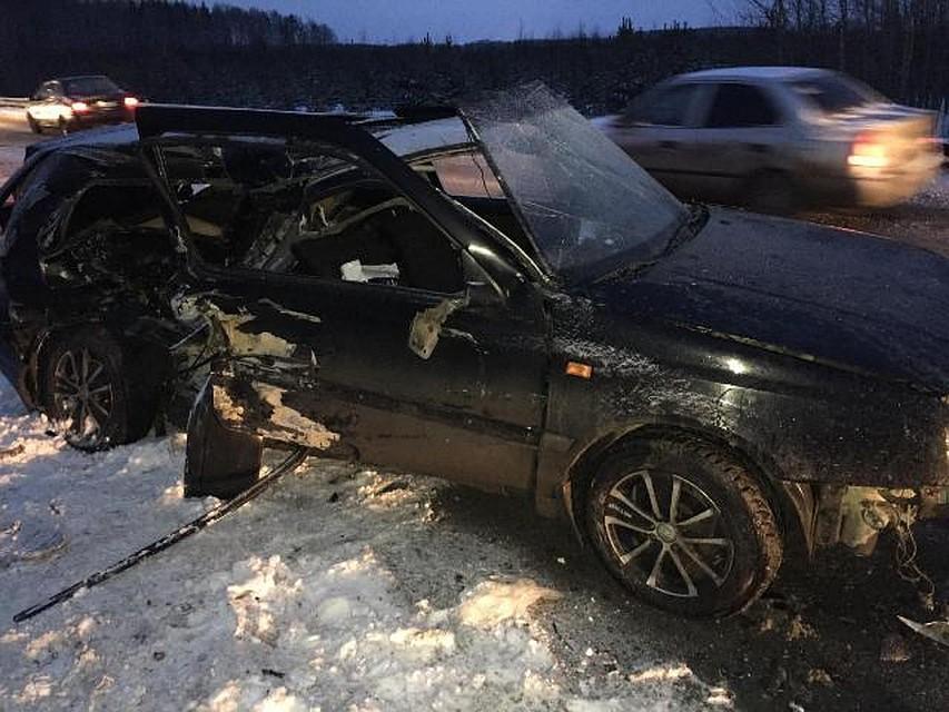 Из-за снегопадов вСвердловской области зарегистрировано 135 ДТП засутки