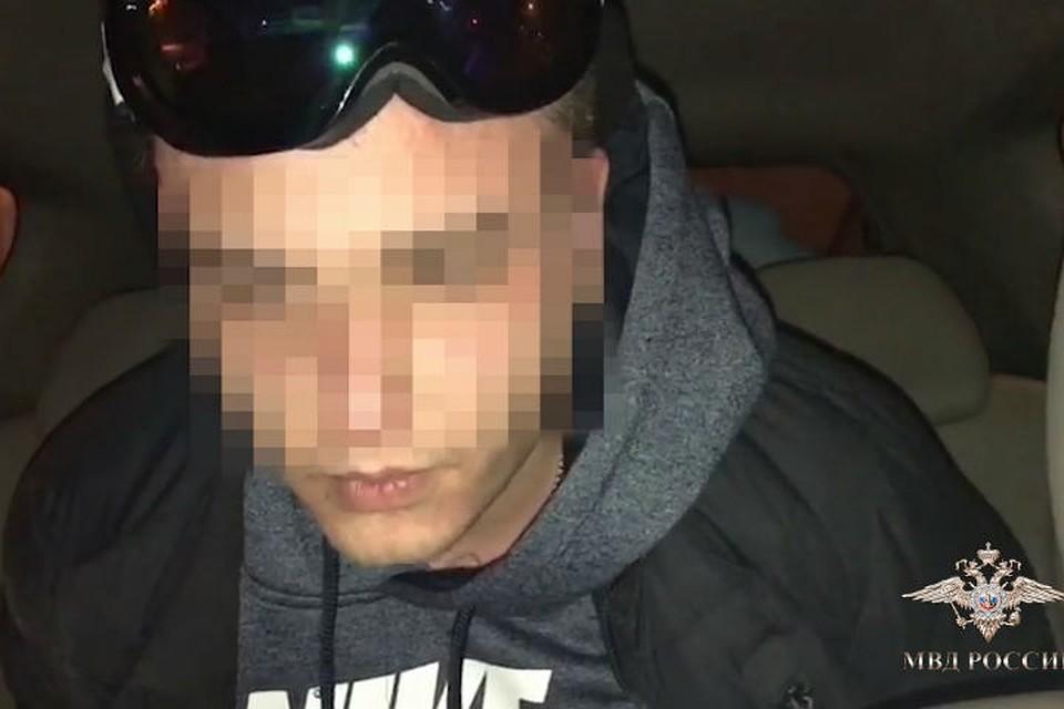 ВКрасноярске словили банду похитителей денежных средств избанкоматов