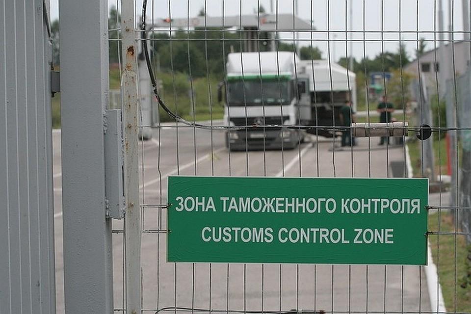 Российская Федерация ограничила заезд для фур из Украинского государства