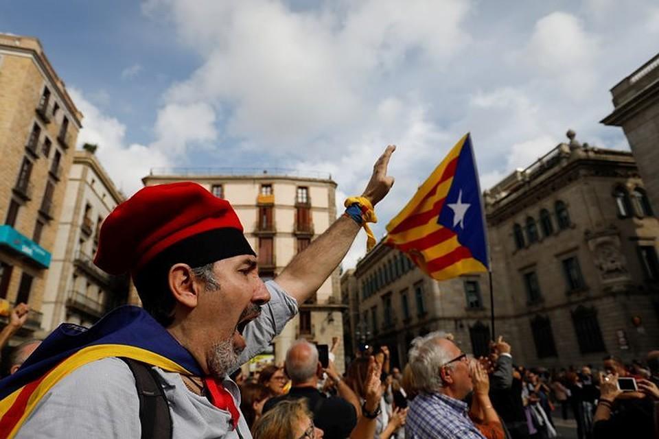 Верховный суд Испании арестовал пятерых политиков Каталонии