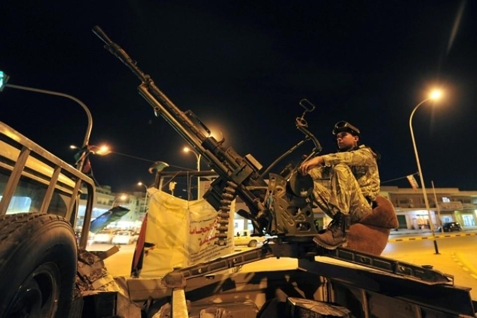 США нанесли авиаудар поливийскому оазису Убари