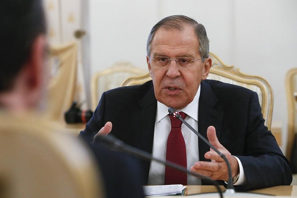 В российской столице анонсировали приезд руководителя МИД КНДР