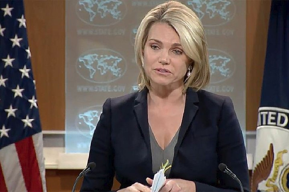 Госдеп выразил сожаления  всвязи спожаром вКемерово