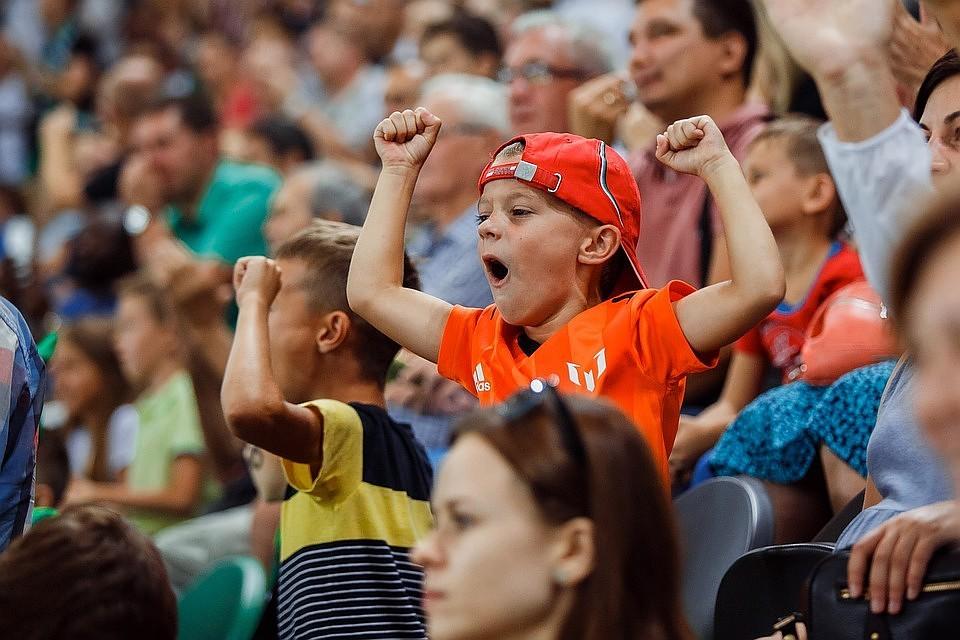 Кубань признана лучшим регионом поразвитию физкультуры испорта