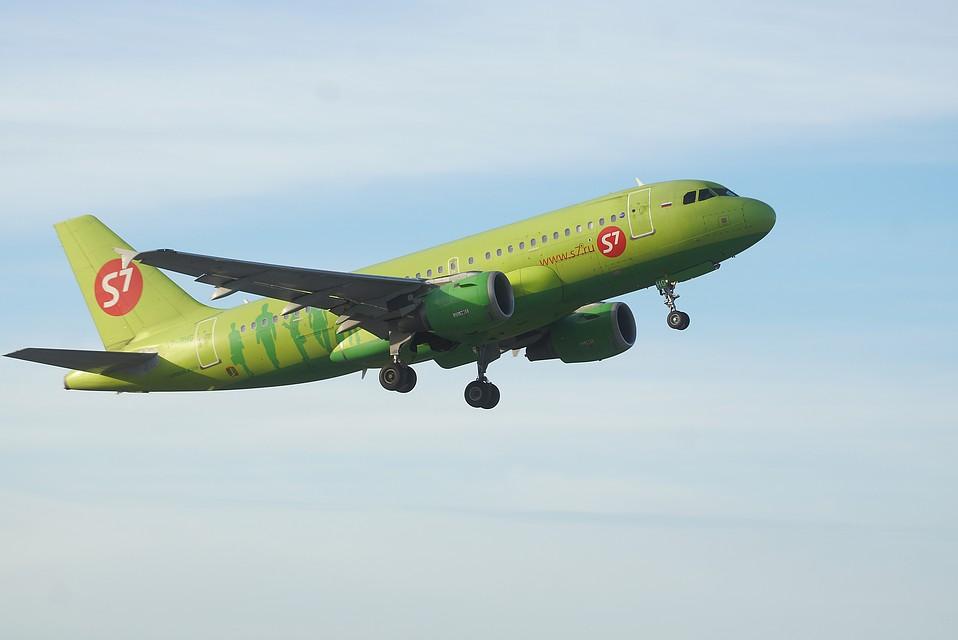Авиакомпания S7 начала реализацию билетов изПерми вСанкт-Петербург