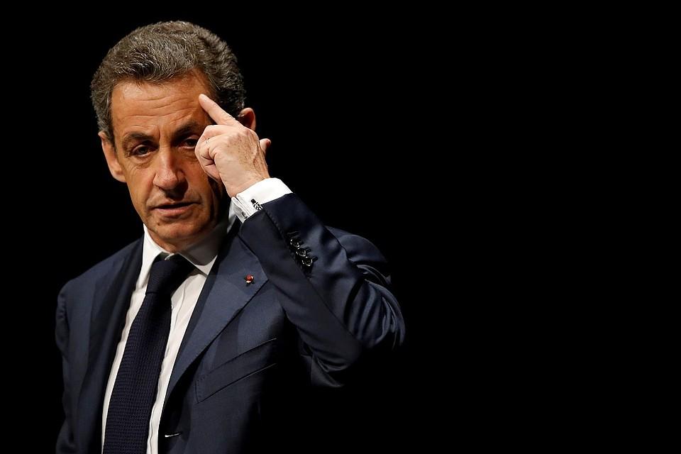 Саркози предстанет перед судом пообвинению вкоррупции излоупотреблении воздействием