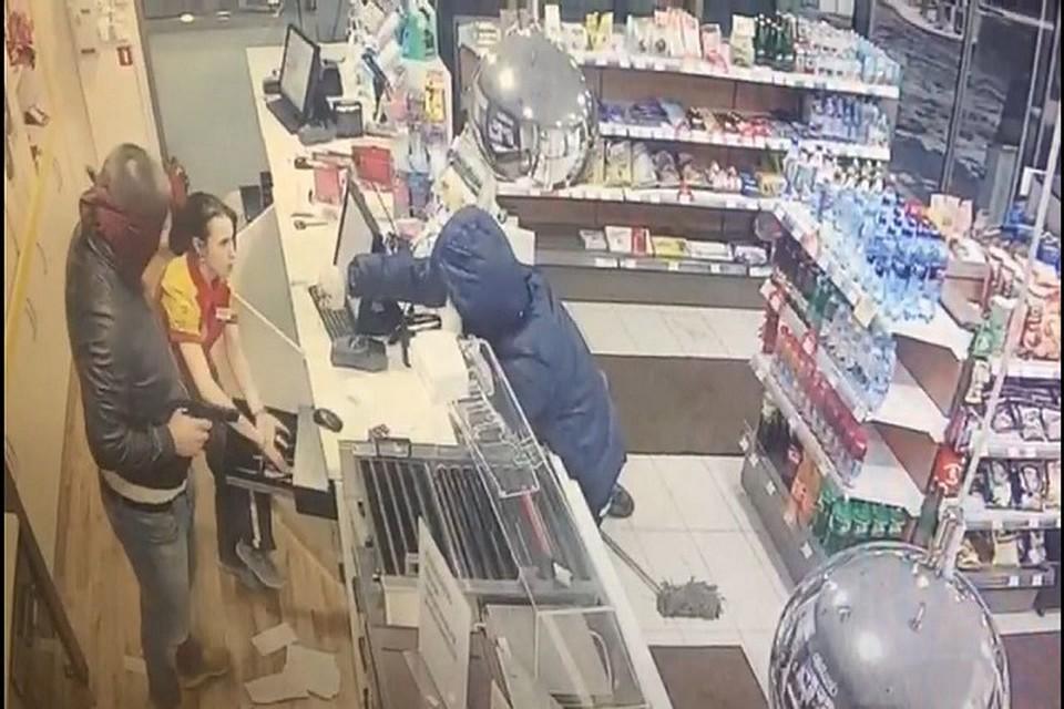 ВКазани задержаны подозреваемые внападениях наАЗС