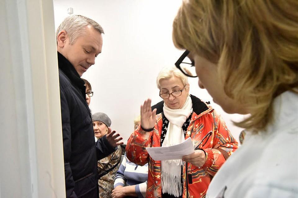 Новосибирскому Министерству здравоохранения приказано решить проблему очередей вполиклиниках