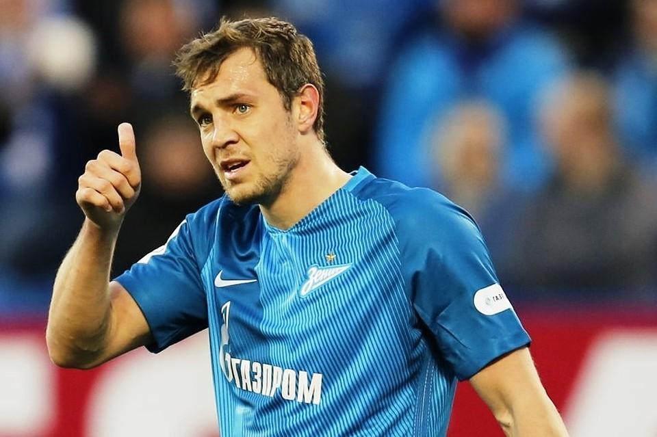 Клуб «Зенит» пожаловался вФИФА из-за футболиста сборной Азербайджана
