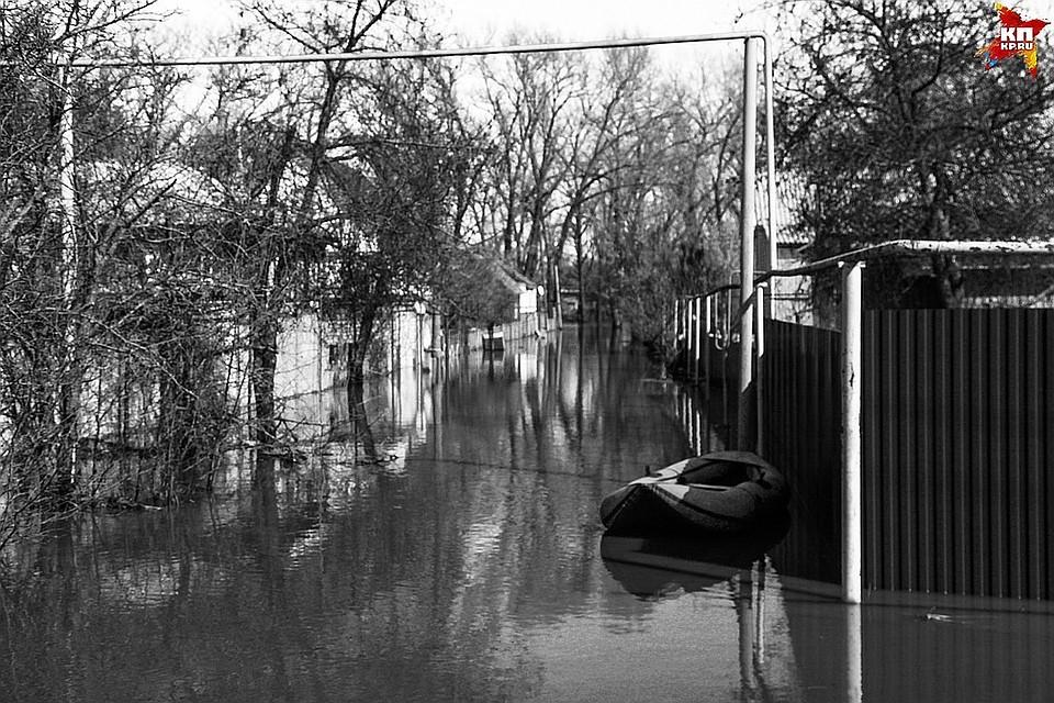 ВНовоусманском районе из-за паводка вчетырёх сельских поселениях ввели режимЧС