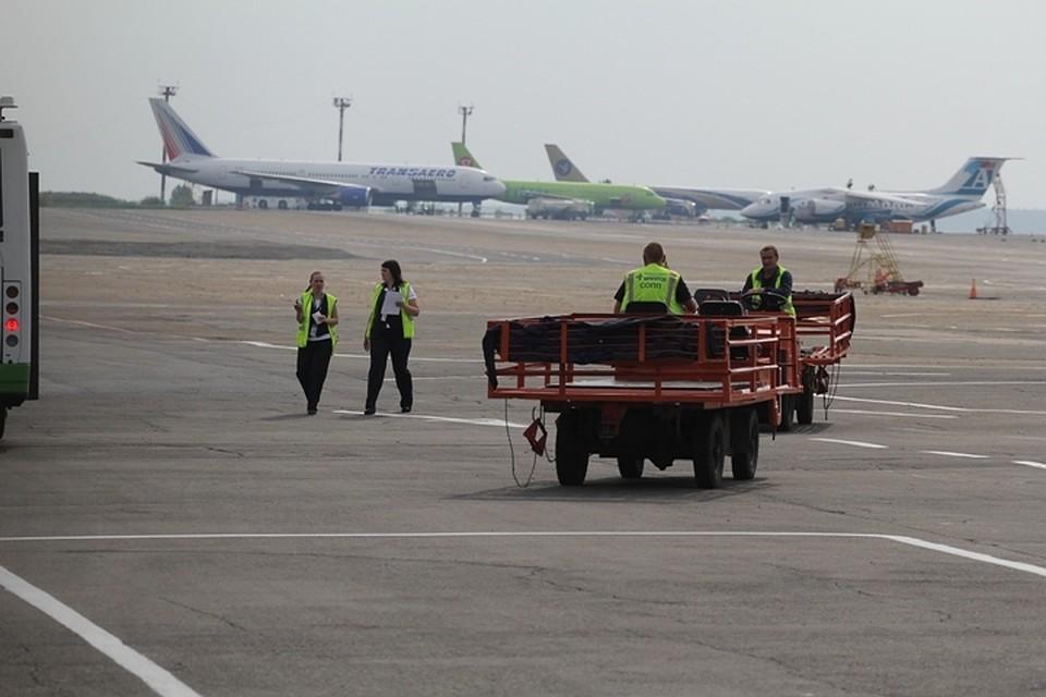 «Победа» выполнила 1-ый рейс изИркутска в российскую столицу