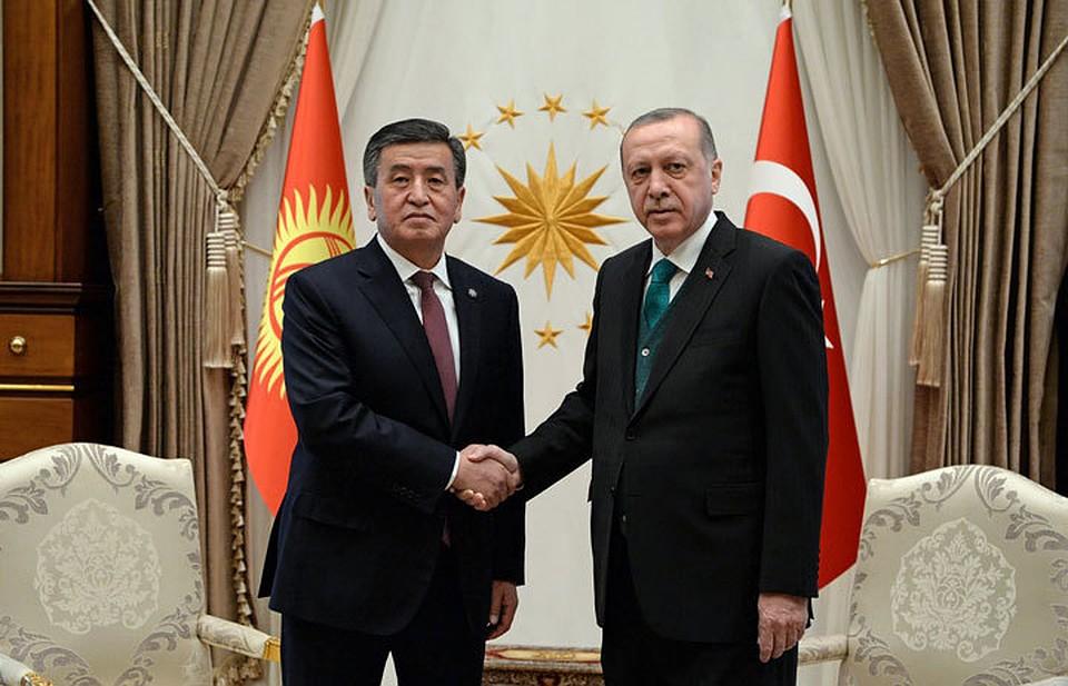 Президент Кыргызстана посетит Бельгию срабочим визитом