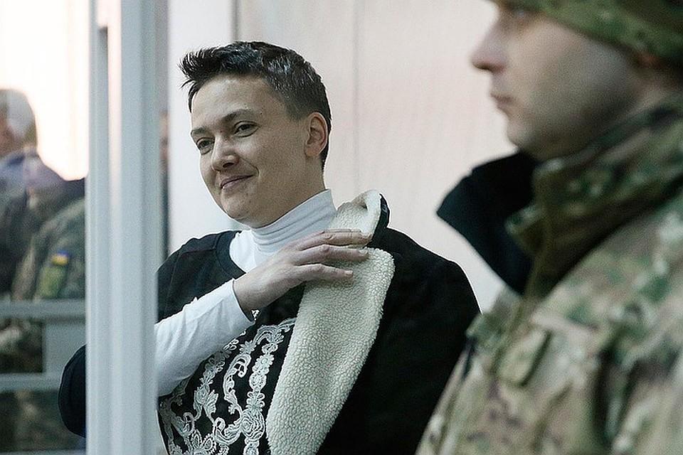 Савченко направили вклинику СИЗО наобследование— сестра