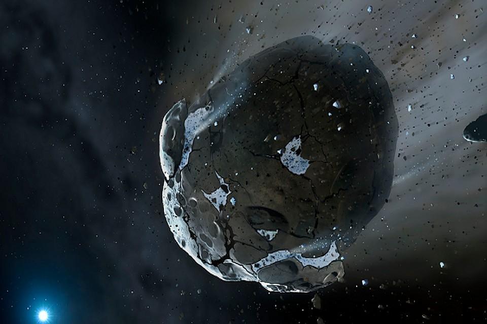Сегодня рядом сЗемлей пролетит огромный астероид