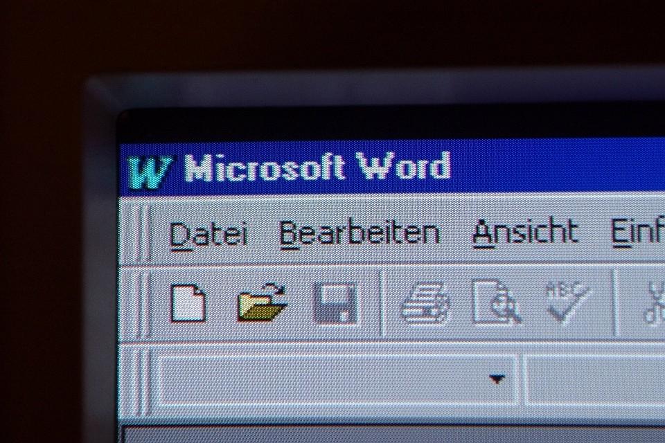 В файлы Word пробрался новый опасный вирус