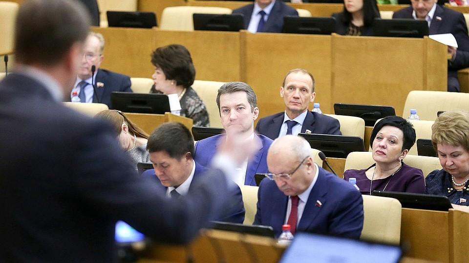 Дивинский стал самым богатым петербургским депутатом Госдумы