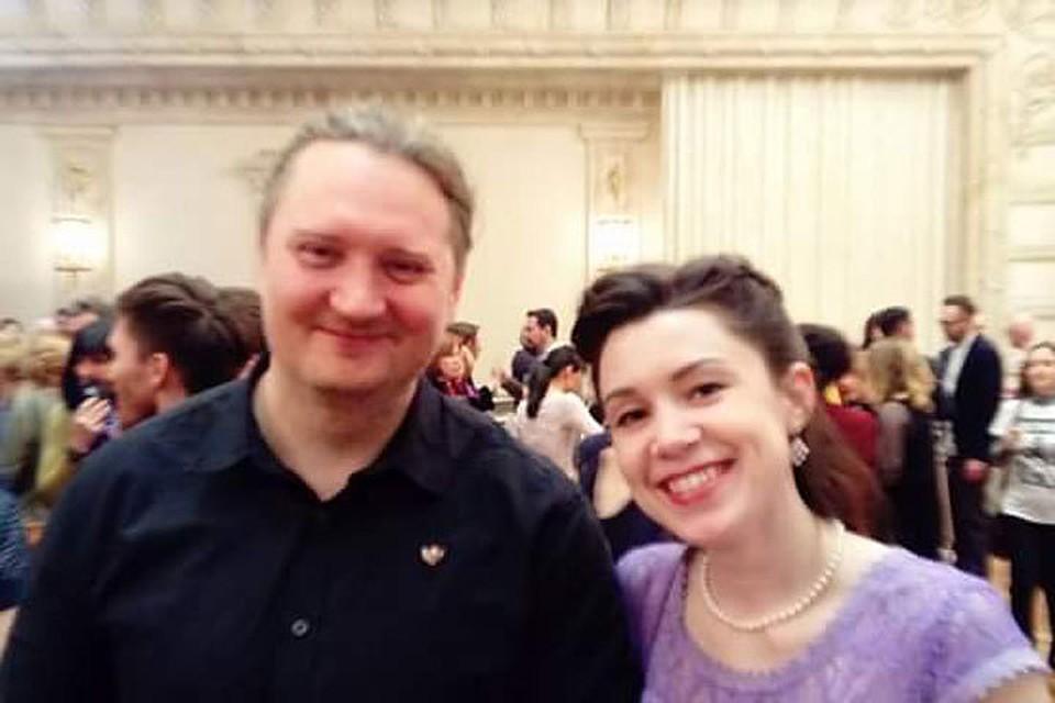 Александр Новиков и Евгения Огнева стали обладателями премии Золотая маска