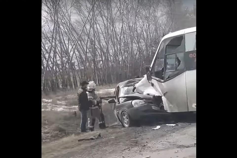 ВДТП вЛюбинском районе «ГАЗель» врезалась в легковую машину - погибли четверо