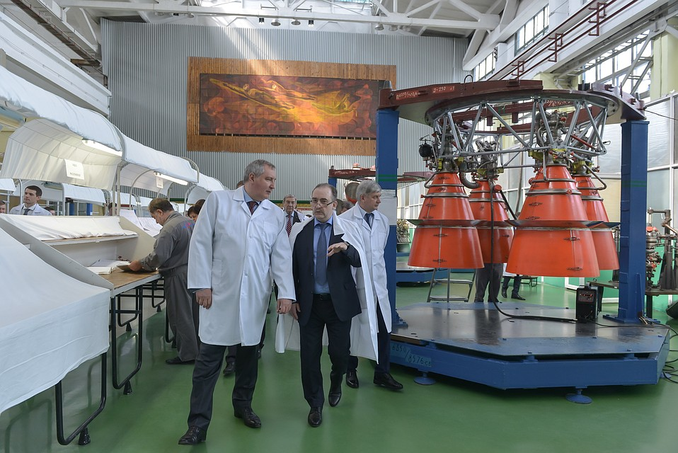 Разработки воронежского КБХА могут прилечь воснову мотора для новейшей ракеты