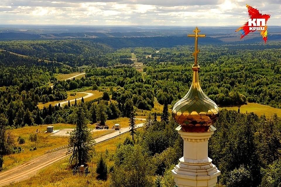 ВПермском крае пройдет трехнедельных крестный ход