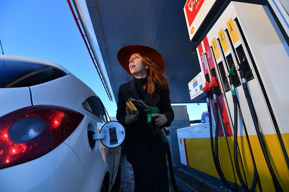 Темп поднятия цен набензин стал максимальным всамом начале года
