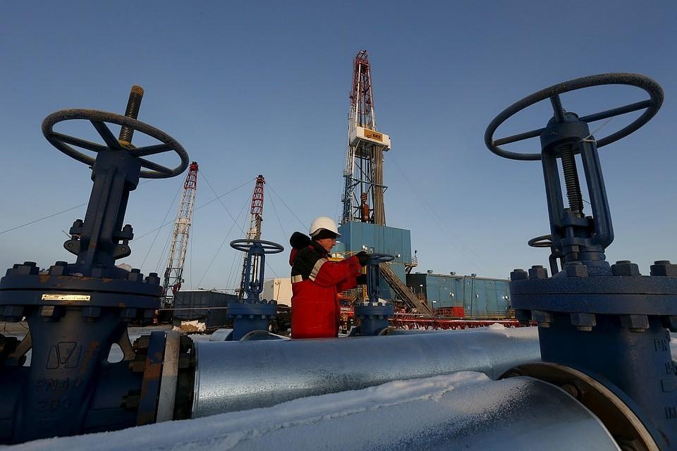 Цена нефти Brent поднялась до75 долларов забаррель