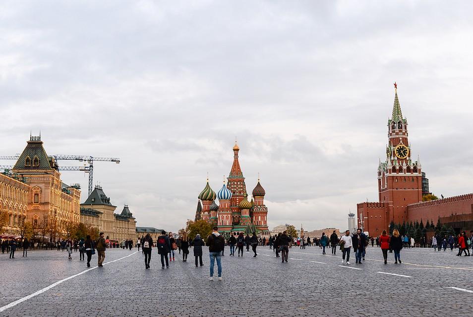 Московский Кремль перешел нановый режим работы