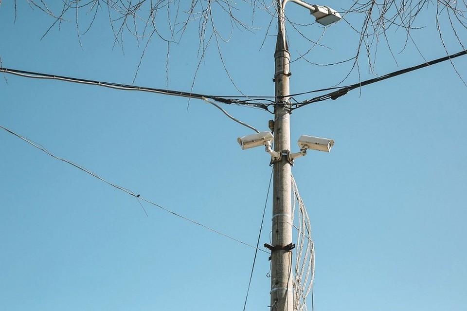 На трассах Перми появились новые камеры