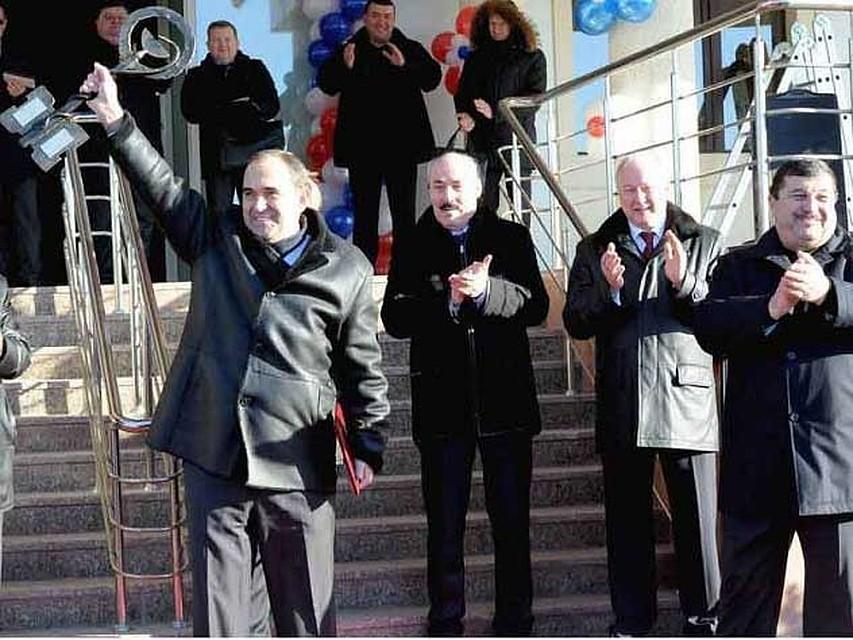 Глава  медсанчасти УФСБ поДагестану назначен главой республиканского Министерства здравоохранения