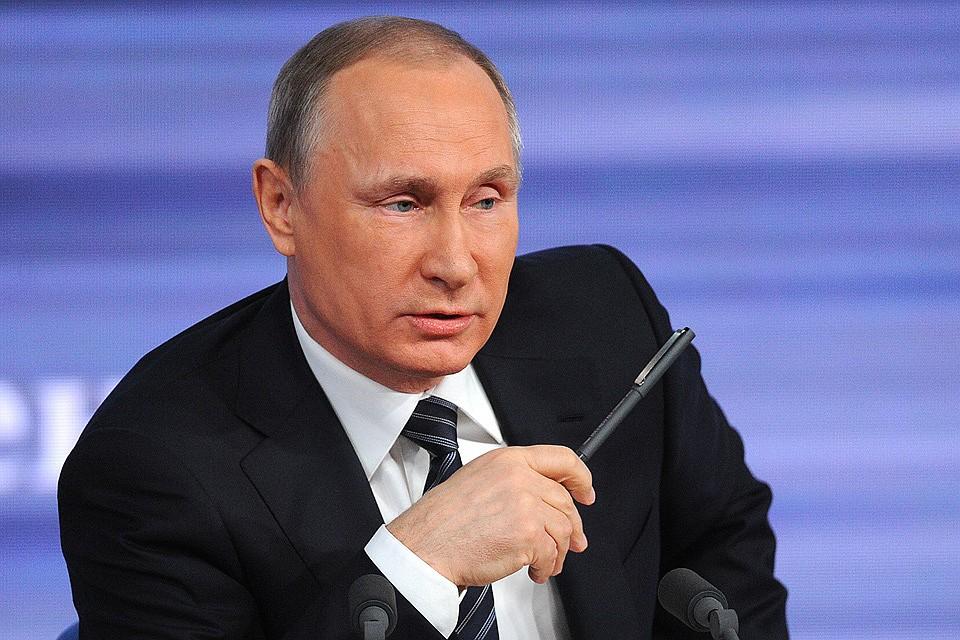 Впроцессе «Прямой линии» В. Путина спросят оскачке цен набензин