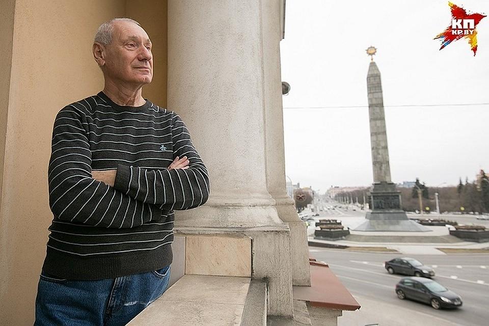 Скончался Эдуард Зарицкий, народный артист Белоруссии композитор, автор «Калыханкi»