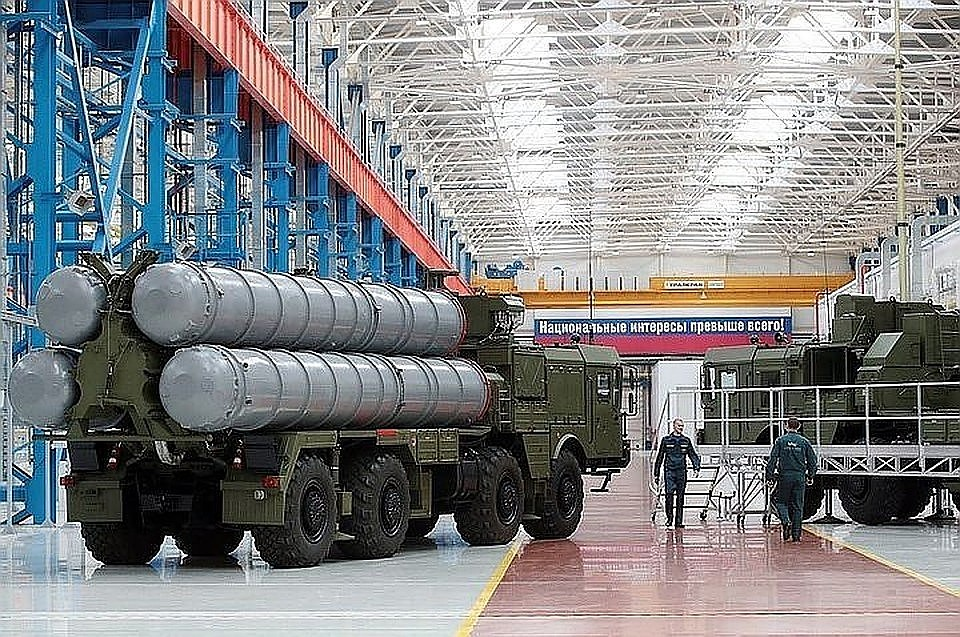 Турция пояснила , почему США обеспокоены покупкой С-400