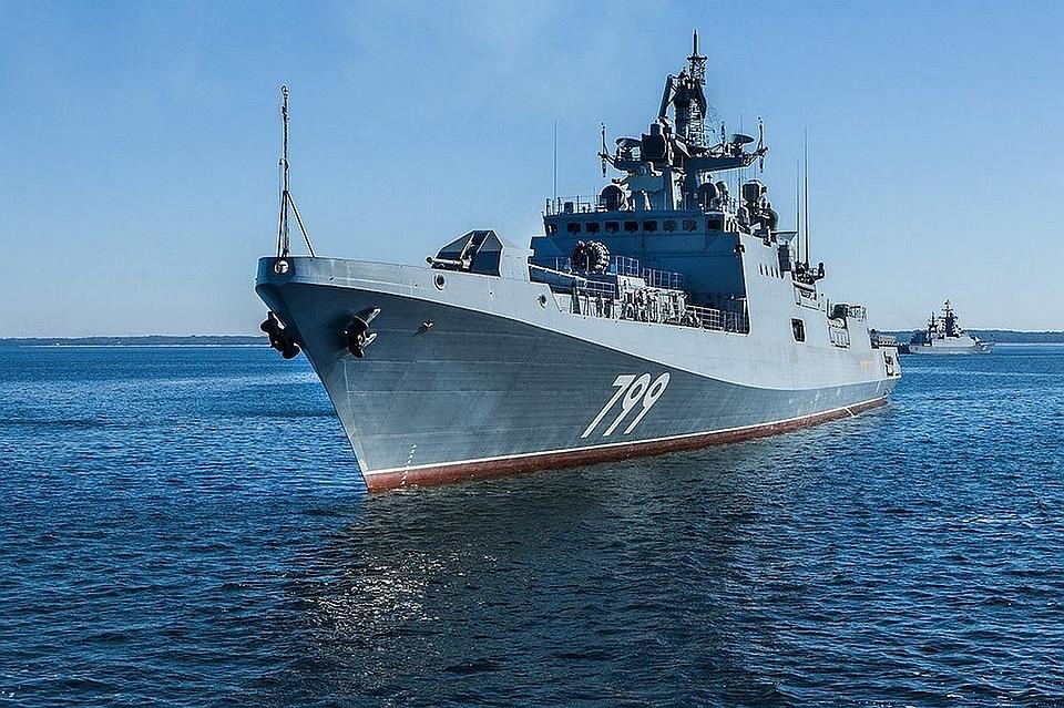 Российская Федерация начала опасаются иподготовила Черноморский флот— Обострение наДонбассе