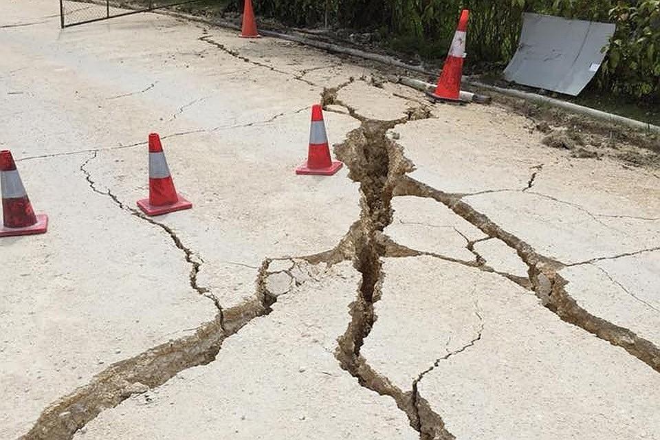 ВЯпонии случилось мощное землетрясение: есть пострадавшие