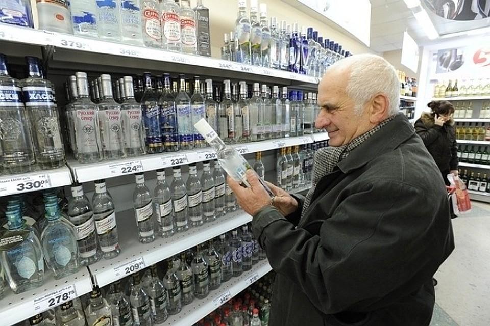 Министр финансов в 2018 может пересмотреть минимальные розничные цены на спирт