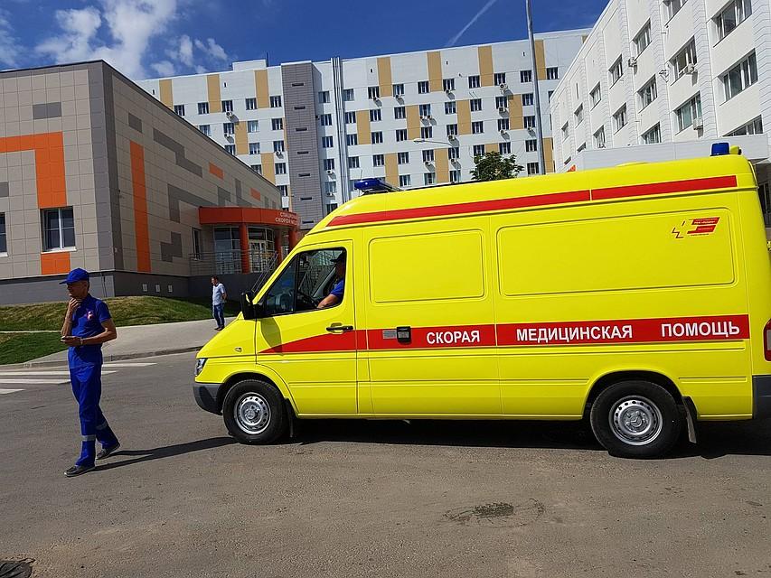 Болельщик изИсландии попал вВолгограде в поликлинику синфарктом