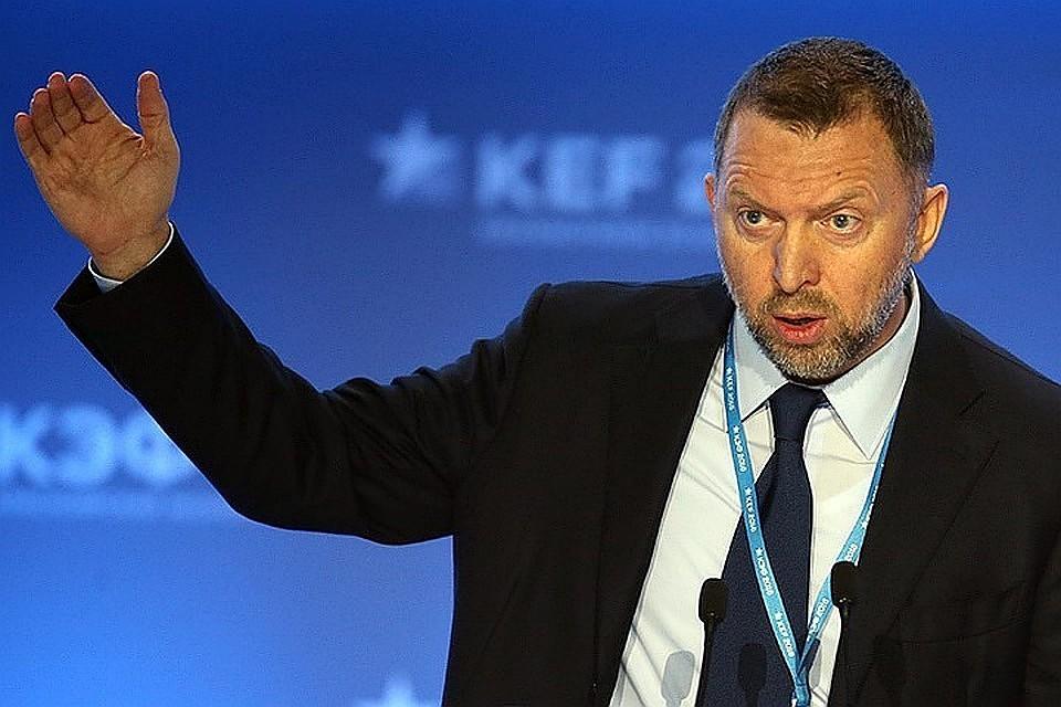 Попавший под санкции Дерипаска отказался отпредложенных руководством кредитов— «Кабальные» условия