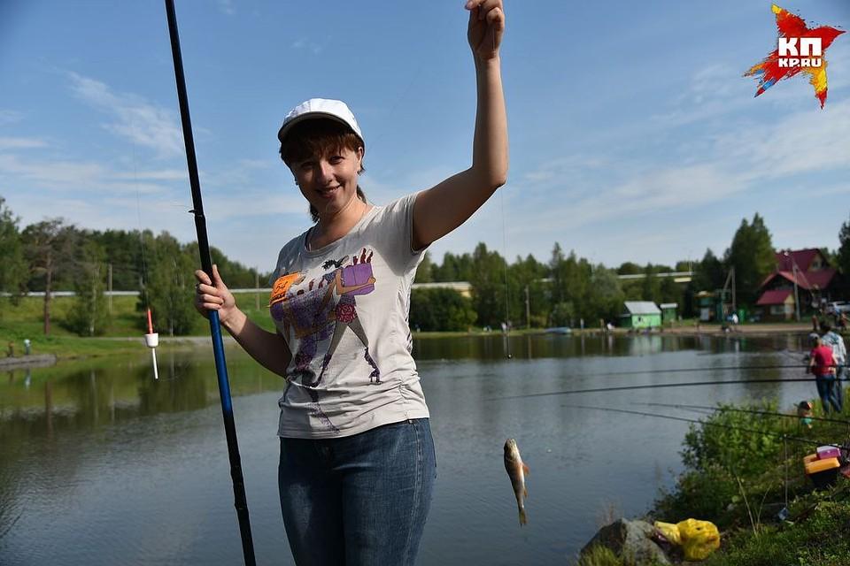 Новосибирская область хочет на20% увеличить вылов рыбы в текущем году