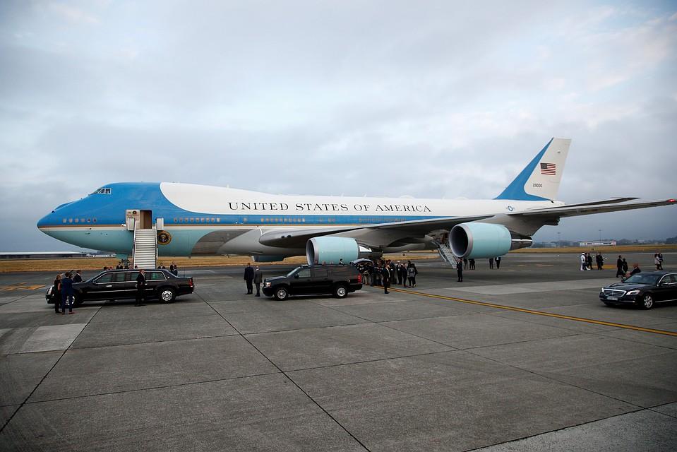 Boeing поставит самолеты для президента США