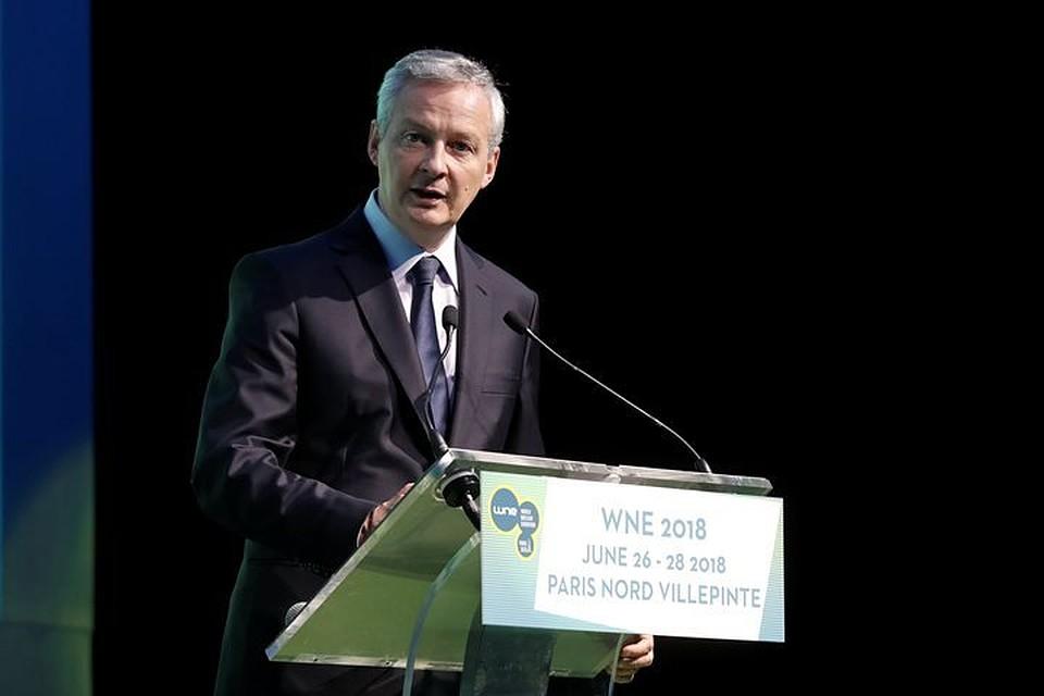 Франция призвала США отменить пошлины насталь иалюминий