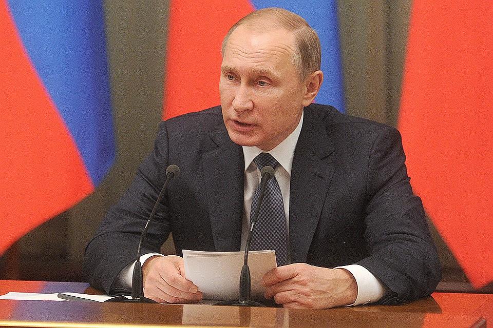 Путин провел телефонный разговор сНазарбаевым