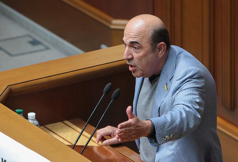 Депутат Рады отказался использовать девиз «Слава Украине»