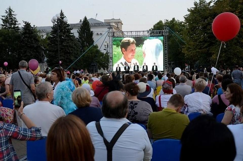 На «Ночь кино» вКраснодарском крае пришли неменее 290 тыс. человек