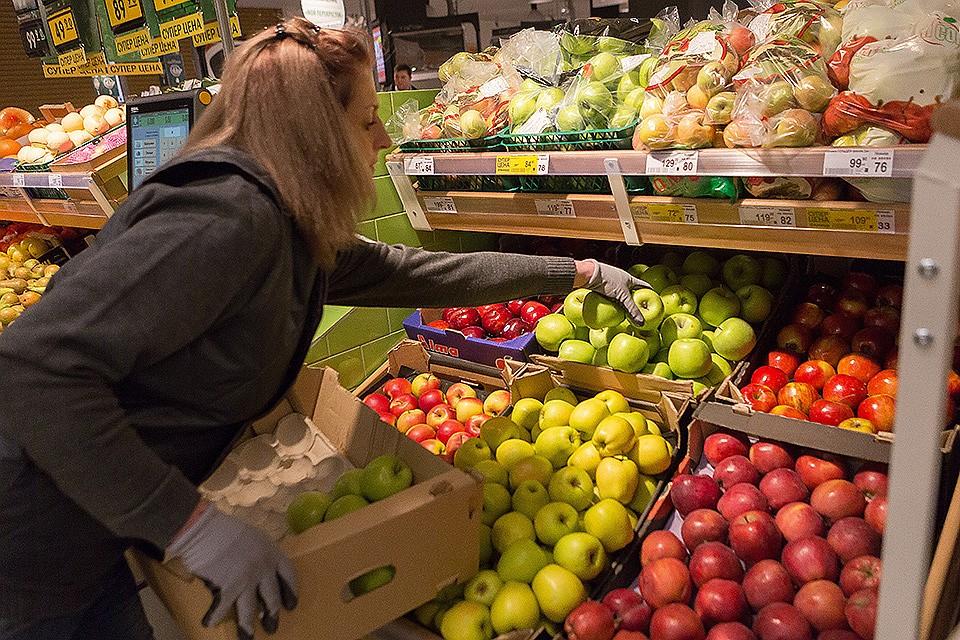 Роскачество обнаружило пестициды вимпортных яблоках— Новости— Потребительский рынок