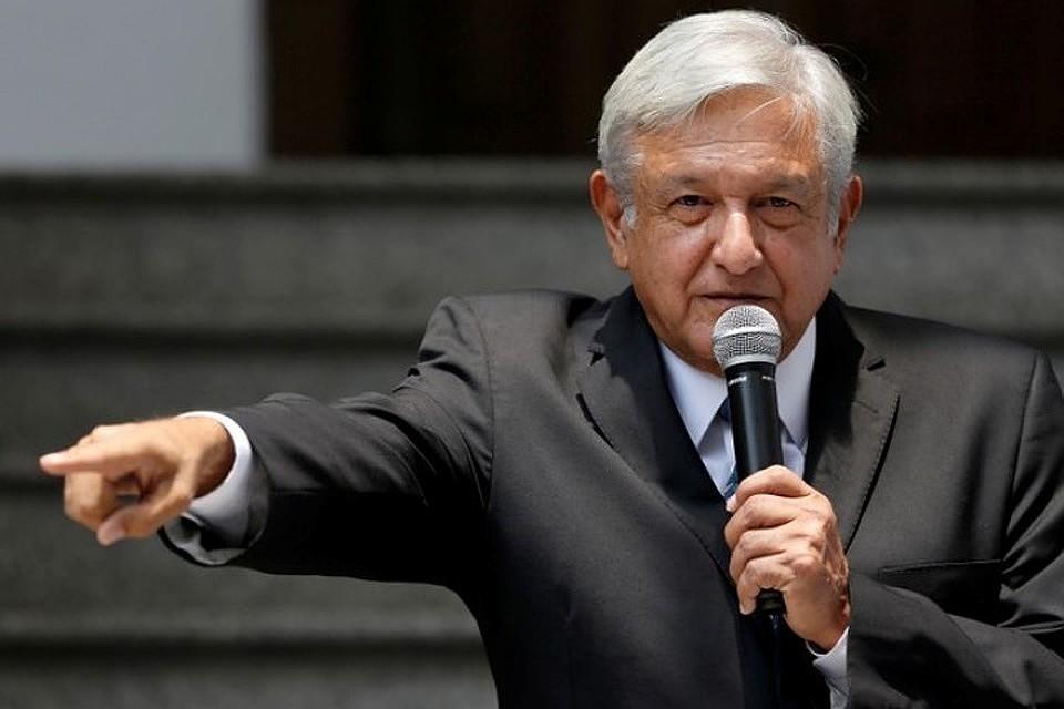Новый президент Мексики пригласил Владимира Путина наинаугурацию
