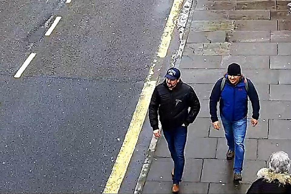 Путин нашел Петрова иБоширова, подозреваемых вотравлении Скрипалей