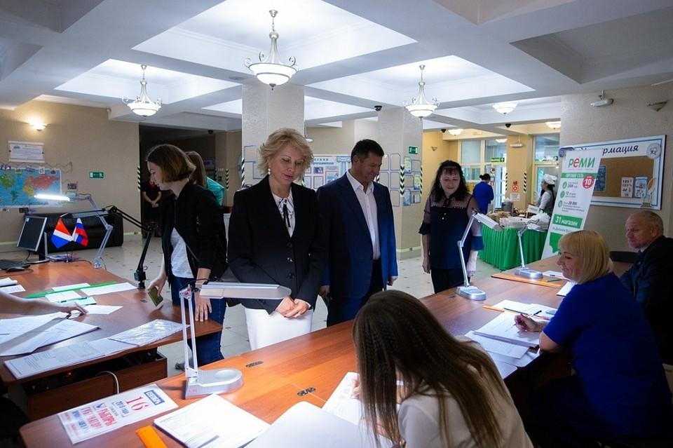Явка вовтором туре выборов приморского губернатора приблизилась к30%